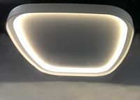 MÁNES - závěsné svítidlo, des. V. Ambroz / volitelná výška zavěšení, kombinace Corian® a Alubond®