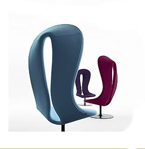 HANNAH lounge chair - Globe Zero4, design busk+hertzog