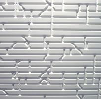 MATRIX stěnový obkladový panel z corianu / design: AMOSDESIGNSTUDIO