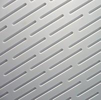 RAIN stěnový obkladový panel z corianu / design: Kristina Ambrozová