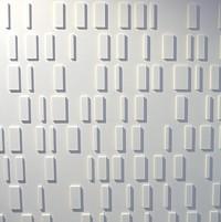 STONEHENGE stěnový obkladový panel z corianu / design: AMOSDESIGNSTUDIO