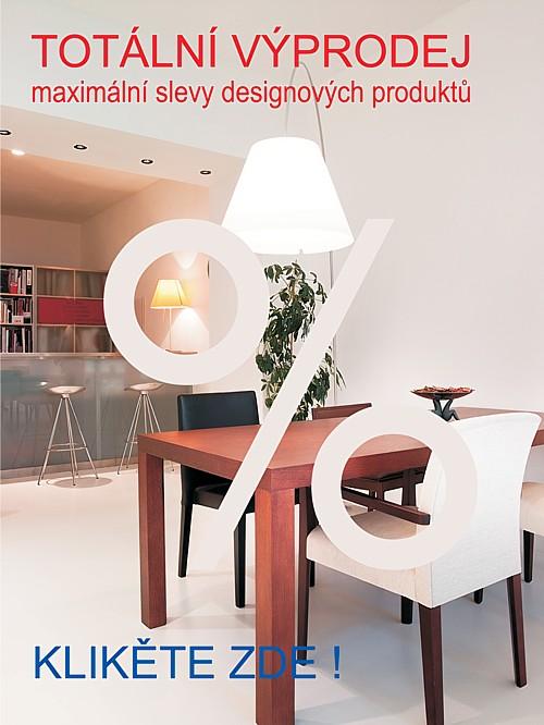 Designové židle výprodej